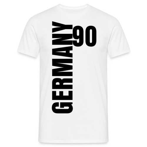 Germany 90 - Men's T-Shirt
