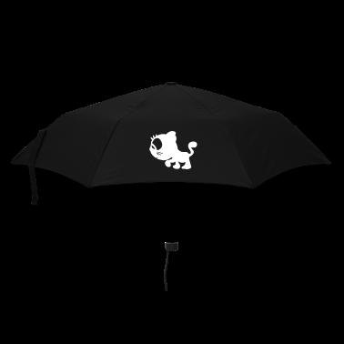 Black Kittens - Cat - Kitten Umbrellas
