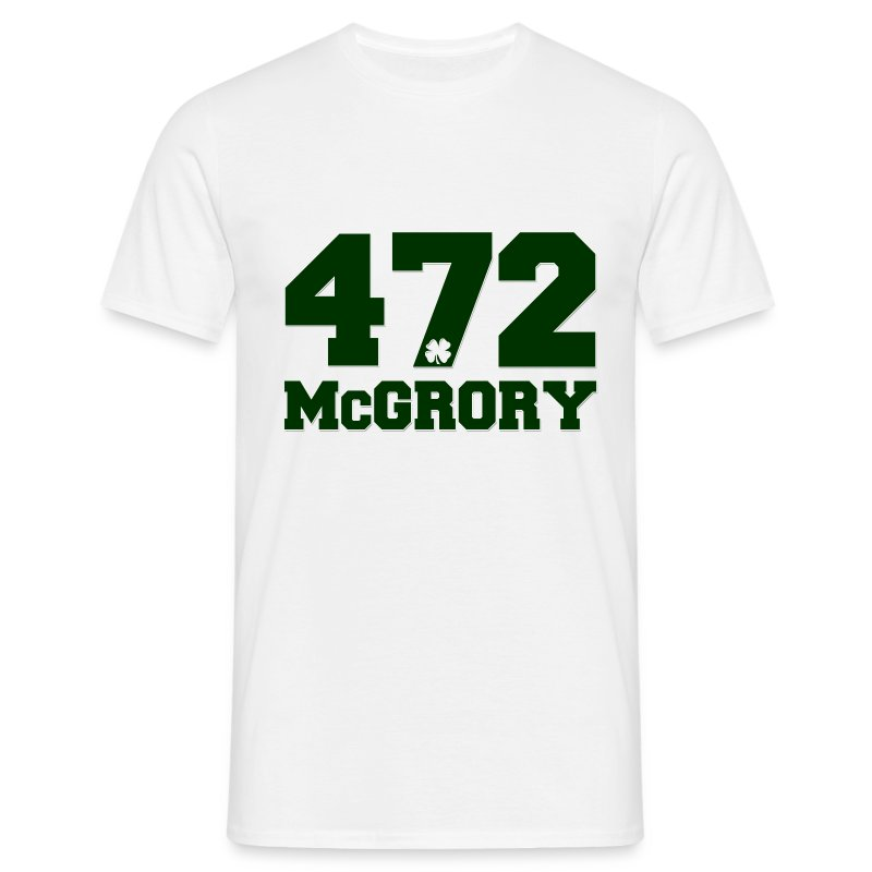 McGrory 472 - Men's T-Shirt