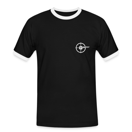 Gamer-frag - Maglietta Contrast da uomo