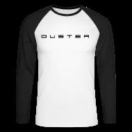 Langarmshirts ~ Männer Baseballshirt langarm ~ Duster langärmliches Baseballshirt Männer