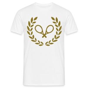 Classic Tennis - Herre-T-shirt