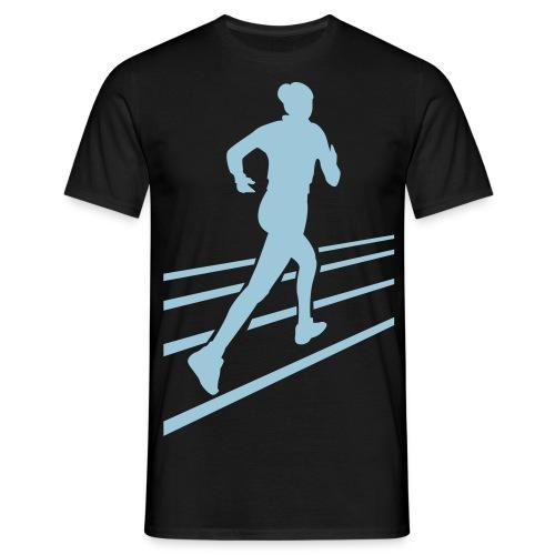 Running - Mannen T-shirt