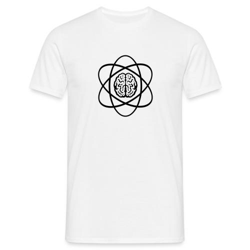 Atomic brain - T-shirt Homme