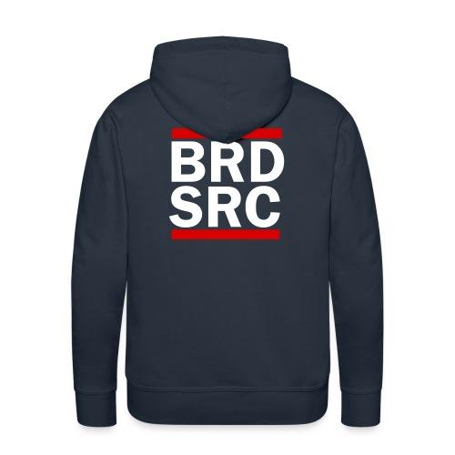 bluza ' BRD SRC Run DMC  - Bluza męska Premium z kapturem