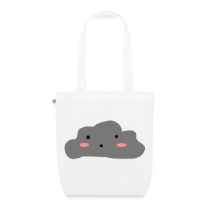 ''Cloudy Skies'' Organic tote bag - EarthPositive Tote Bag