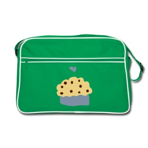 ''Muffin Love' Retro bag - Retro Bag