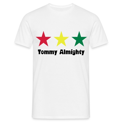 Tommy Almighty Standard Herr - T-shirt herr