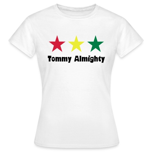 Tommy Almighty Standard Dam - T-shirt dam