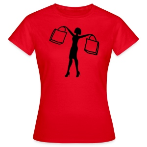SHOPING - Women's T-Shirt