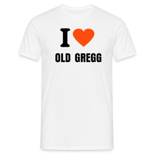 Old Gregg two - Men's T-Shirt