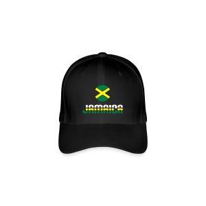 Jamaica Cap in Landes-Farben - Flexfit Baseballkappe