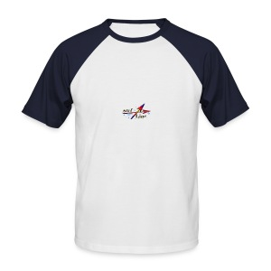 Collection Stef Line - T-shirt baseball manches courtes Homme