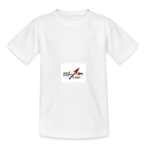 Collection Enfants Stef Line - T-shirt Ado
