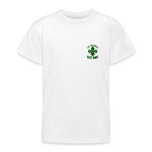 Kids Small Logo T-Shirt - Teenage T-shirt