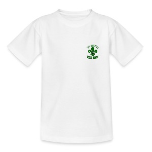 Kids Small Logo T-Shirt - Teenage T-shirt