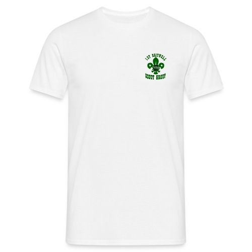 Mens Small Logo T-Shirt - Men's T-Shirt
