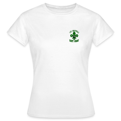 Ladies Small Logo T-Shirt - Women's T-Shirt