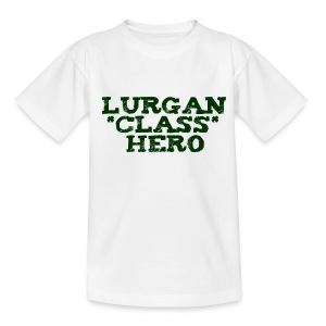 Lurgan Class Hero - Teenage T-shirt