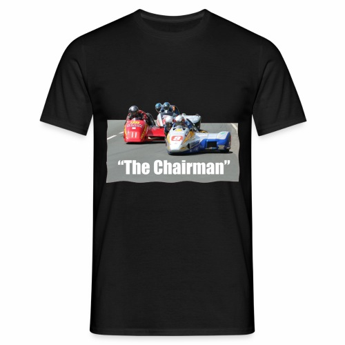The Chairman - T-skjorte for menn