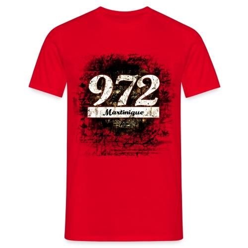 T-Shirt Homme Martinique - T-shirt Homme