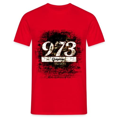 T-Shirt Homme Guyane - T-shirt Homme