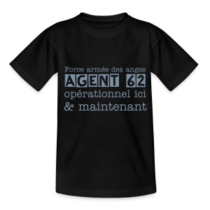 Ange de l'illumination - 62 - T-shirt Ado