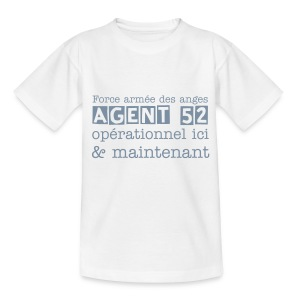 Ange des causes perdues - 52 - T-shirt Ado