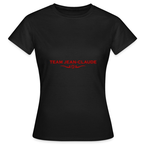 Team Jean-Claude - Women's T-Shirt