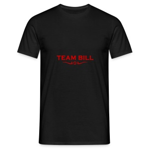 Team Bill (TrueBlood/The Southern Vampire Mystery novels by Charlaine Harris) - Men's T-Shirt