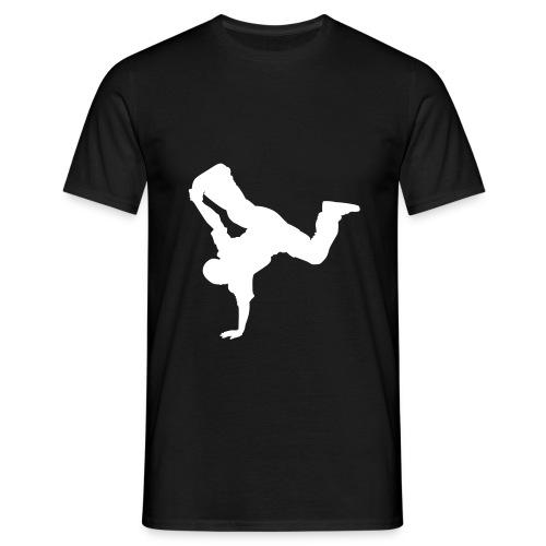 Hardstyle - T-skjorte for menn