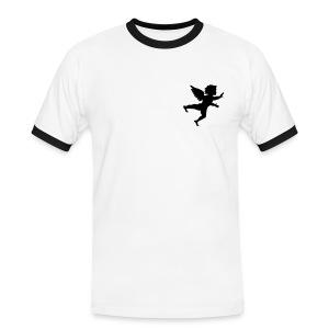 THE  - Camiseta contraste hombre