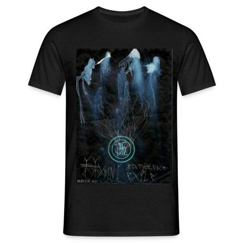 Benevolence in Exile - Men's T-Shirt