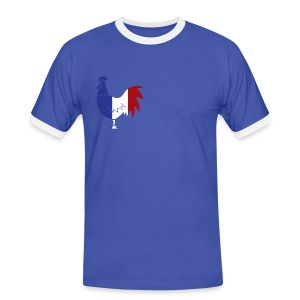 France - Men's Ringer Shirt