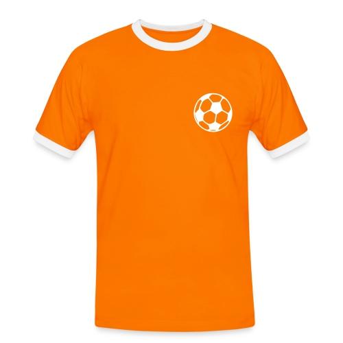Fanshirt Holland - Männer Kontrast-T-Shirt