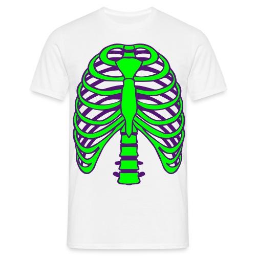 Noen Skeleton Tee - Men's T-Shirt