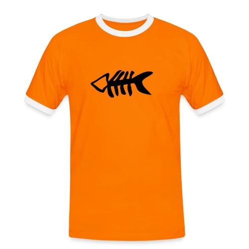 Arête - T-shirt contrasté Homme