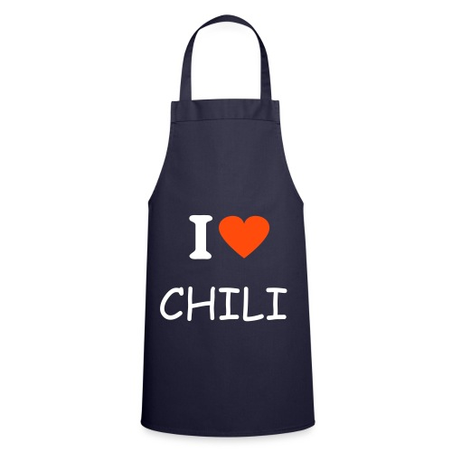 I love Chili - Tablier de cuisine