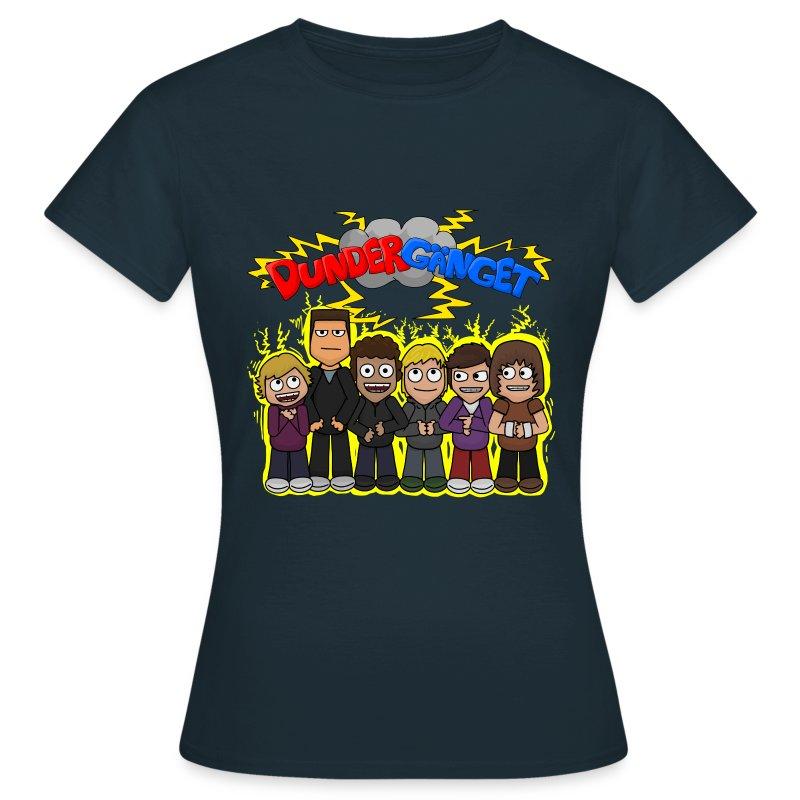 Dundergänget (DAM) - T-shirt dam