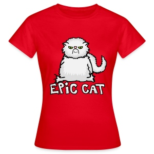 Epic Cat (DAM) - T-shirt dam