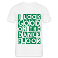 T-Shirts ~ Men's T-Shirt ~ dancefloor (M)