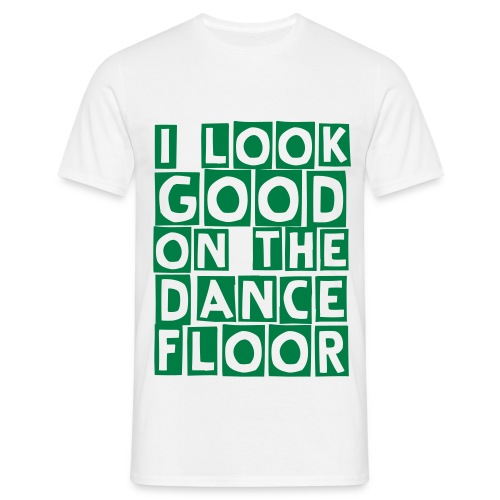 dancefloor (M) - Men's T-Shirt