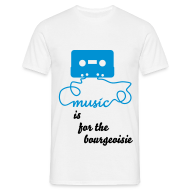 T-Shirts ~ Men's T-Shirt ~ bourgeoisie (M)