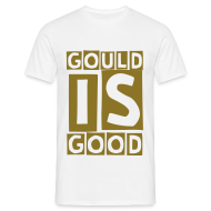T-Shirts ~ Men's T-Shirt ~ gould (M)