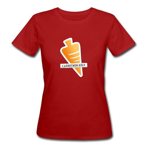 Carrotmob Köln Karotte1 Mitte - Frauen Bio-T-Shirt