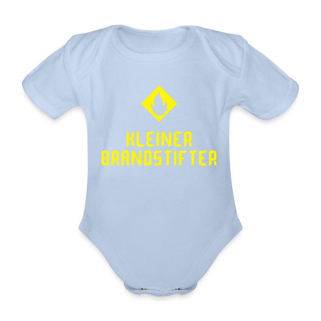 """Baby Body """"Kleiner Brandstifter"""""""