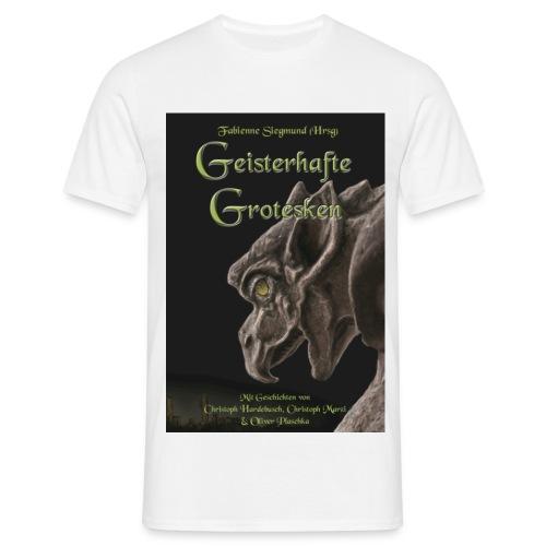 Geistervolle Grotesken - Männer T-Shirt