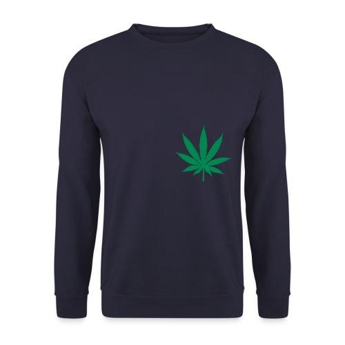 leaf detail - Men's Sweatshirt
