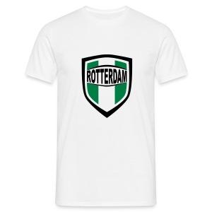 Trots op Rotterdam - Mannen T-shirt