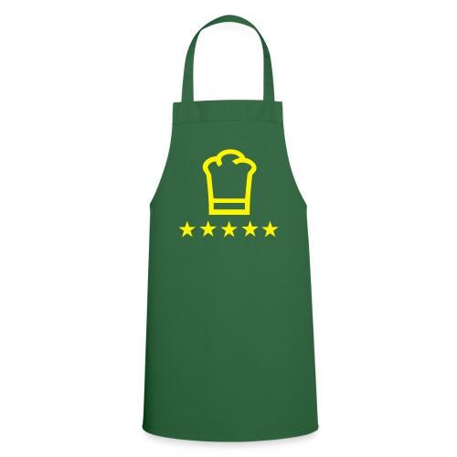 Cuoco/a a 5 stelle - Grembiule da cucina
